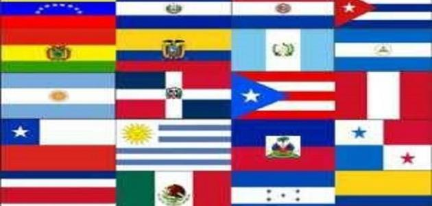 دول في أمريكا الجنوبية