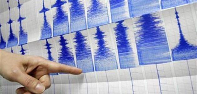 درجات الزلازل