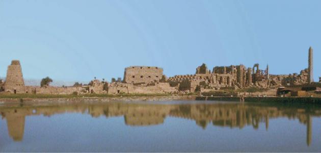 مدينة طيبة الفرعونية