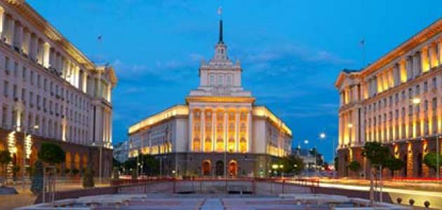 مدينة صوفيا في بلغاريا