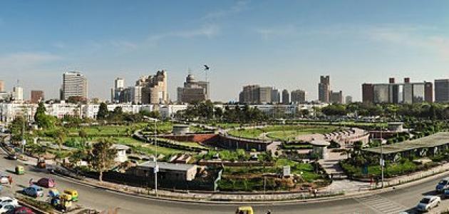 مدينة دلهي بالهند