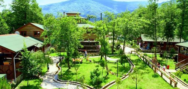 مدينة سبانجا في تركيا
