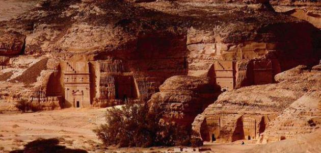 الدول والممالك العربية قبل الإسلام موضوع