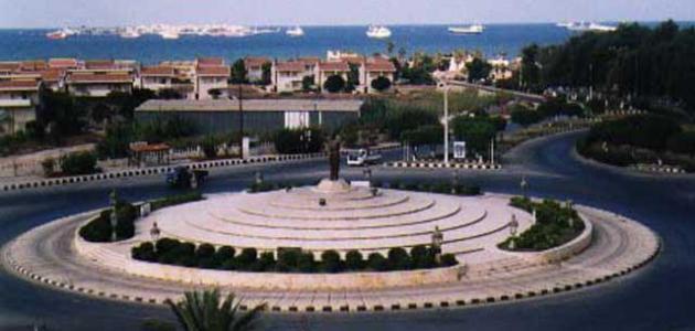 مدينة طرطوس السورية