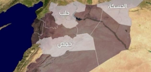 عدد محافظات سوريا وأسماؤها