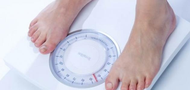 نقص وزن الحامل