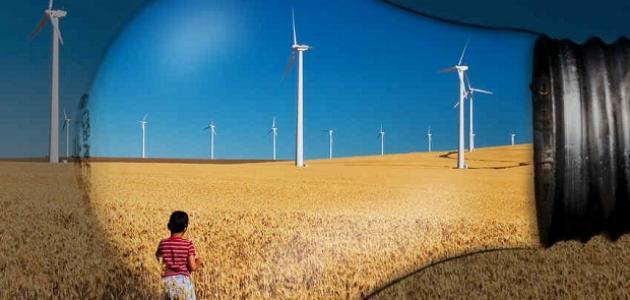 بحث عن الطاقة ومصادرها وصورها وأنواعها