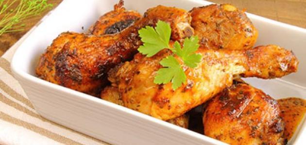 وصفات دجاج سريعة