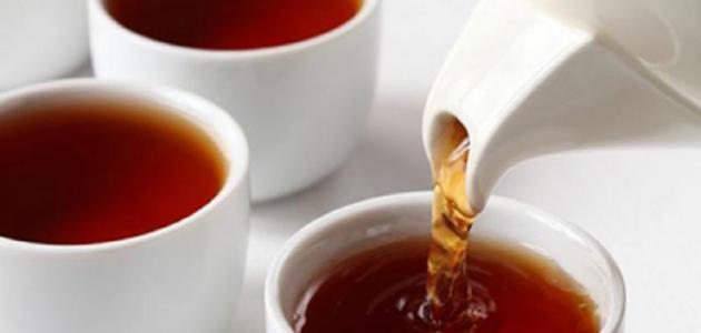 فوائد الشاي بعد الأكل