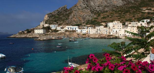 جزر في إيطاليا