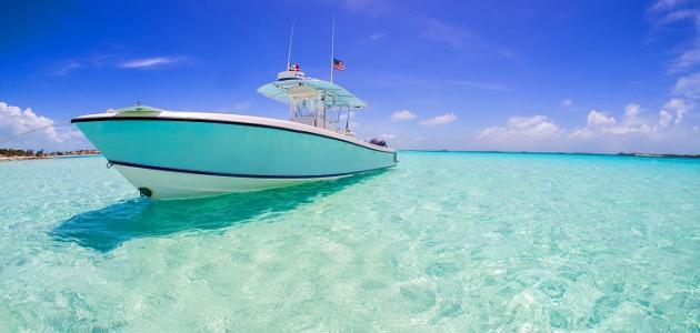 جزر البهاما الساحرة