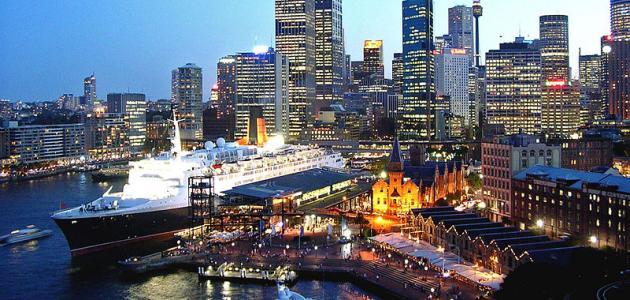 مدينة سدني في أستراليا