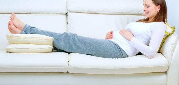 نصائح للحامل في الأسابيع الأولى