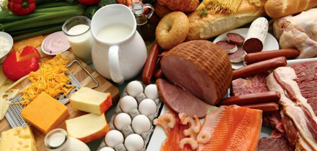 بحث عن الطعام الصحي