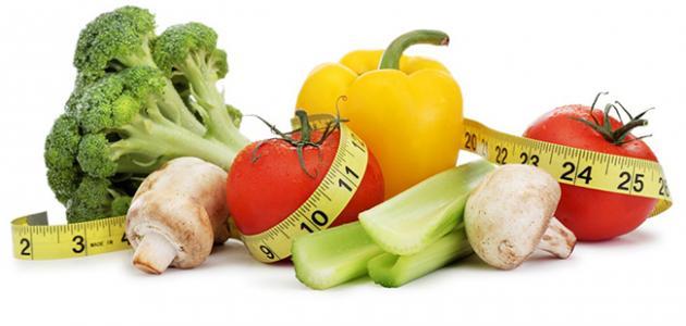 زيادة الوزن بالسعرات الحرارية