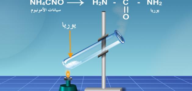 مفهوم الكيمياء