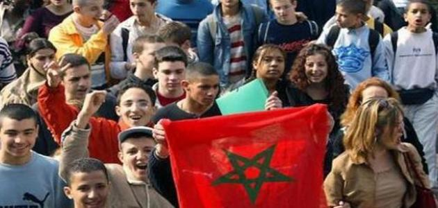 كم يبلغ عدد سكان المغرب