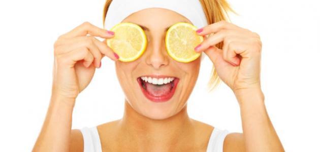 ما هي فوائد الليمون للبشرة