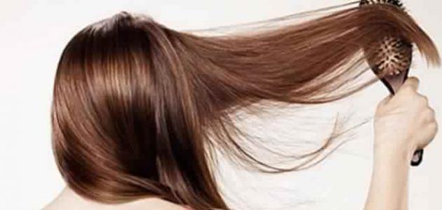 موضوع عن نظافة الشعر