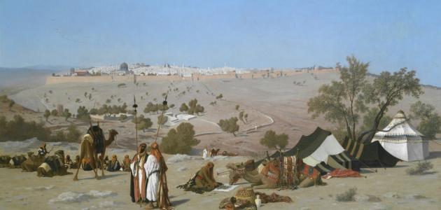 ما هو أصل العرب