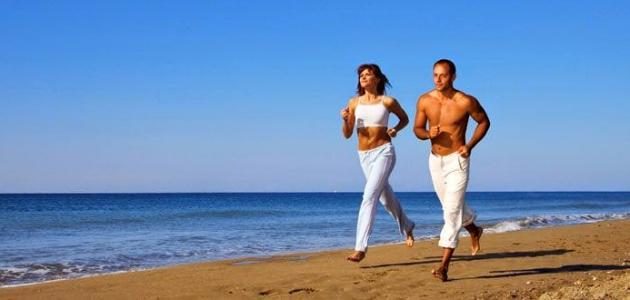بحث عن الرياضة وفوائدها للجسم