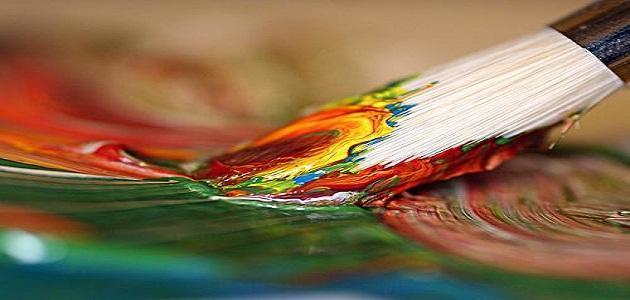 مفهوم الفن التشكيلي
