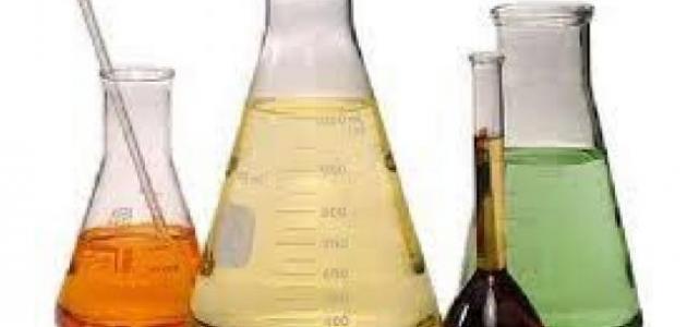 الخواص الفيزيائية والكيميائية للمادة