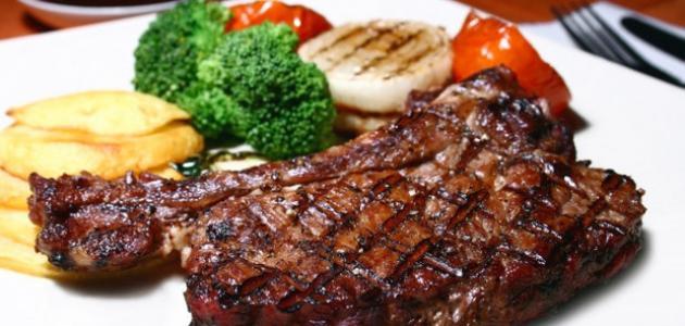 وصفات ستيك لحم