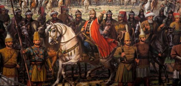 بحث حول فتح القسطنطينية