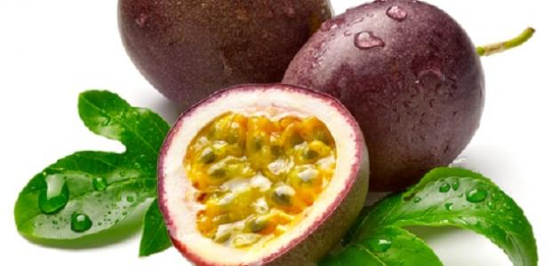 فوائد فاكهة الباشن فروت