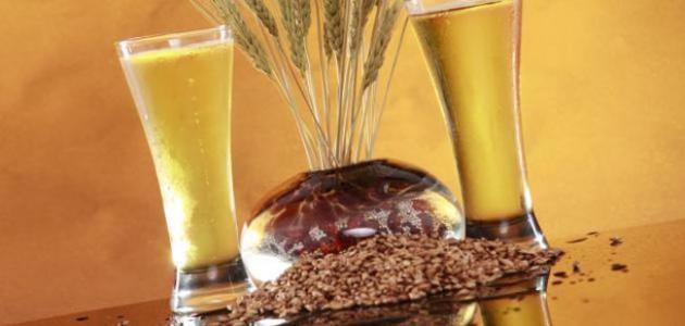 كيف يصنع شراب الشعير