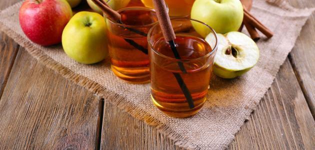 كيفية عمل خل التفاح في البيت