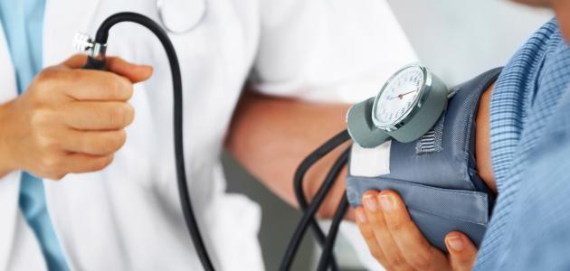 ما هو انخفاض ضغط الدم