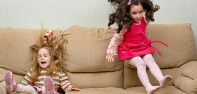 ما هي أعراض فرط الحركة عند الأطفال
