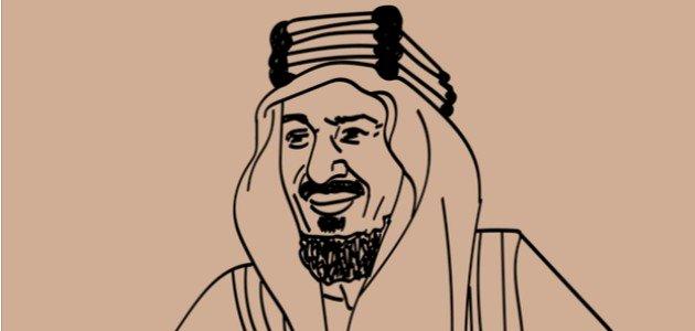 نبذة مختصرة عن الملك عبد العزيز