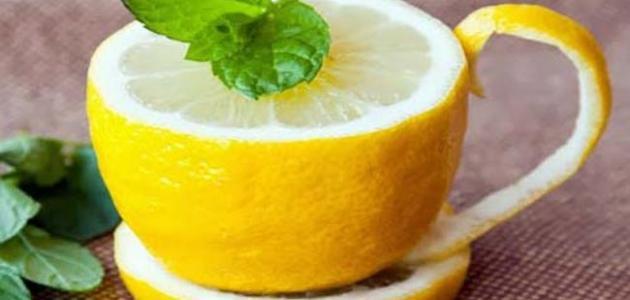 فوائد عصير الليمون للجسم