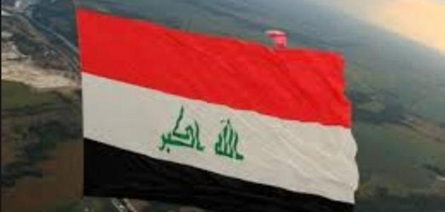 كم تبلغ مساحة دولة العراق