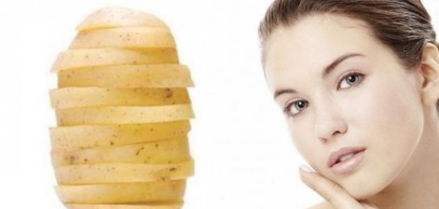 فوائد ماء البطاطس للوجه