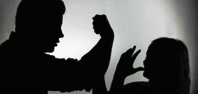 مفهوم العنف الأسري