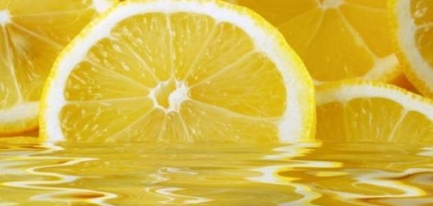 ما فوائد الليمون للرجيم