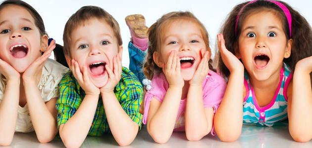 خصائص نمو الطفل في مرحلة رياض الأطفال
