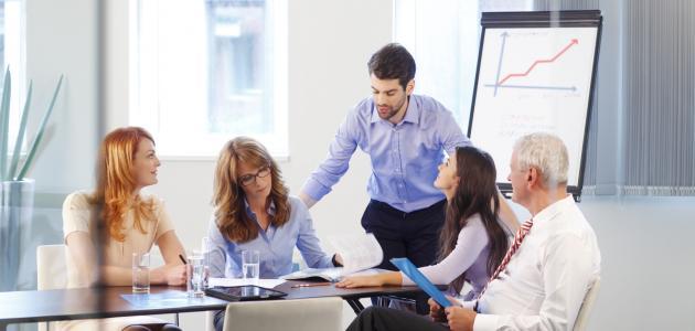 تعريف بإدارة الأعمال
