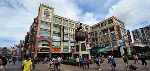 أين تقع مدينة كوانزو في الصين