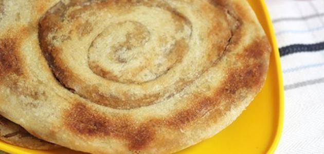 طريقة عمل خبز بالسكر
