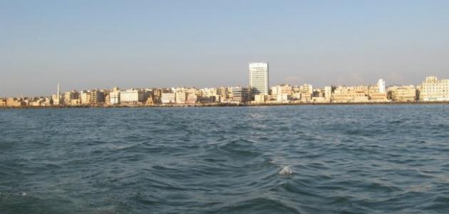 ارتفاع مدينة حمص عن سطح البحر