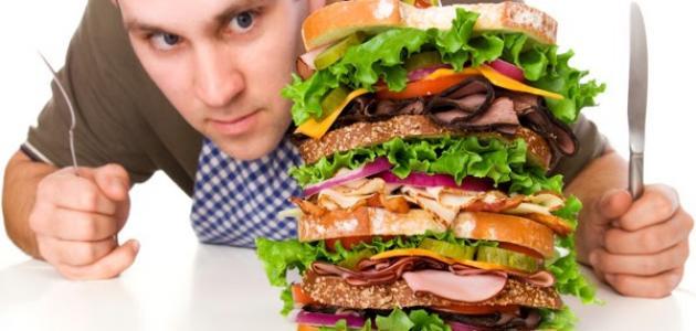 برنامج غذائي لزيادة الوزن في شهر رمضان