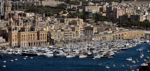 لغة جزيرة مالطا