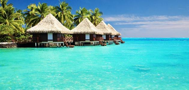 في أي قارة تقع جزر المالديف