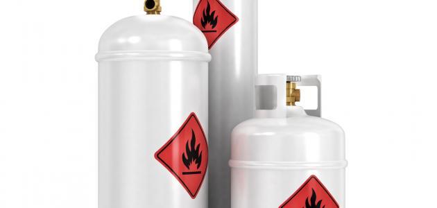 كيف اضغط الغاز