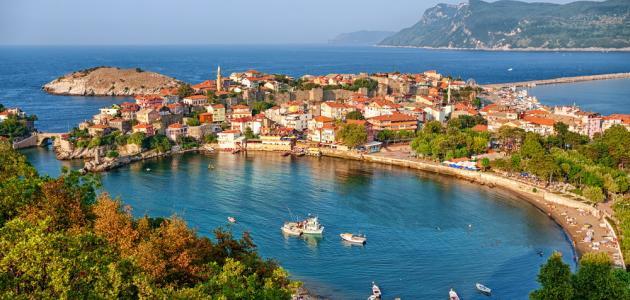 أجمل مدن تركيا على البحر الأسود